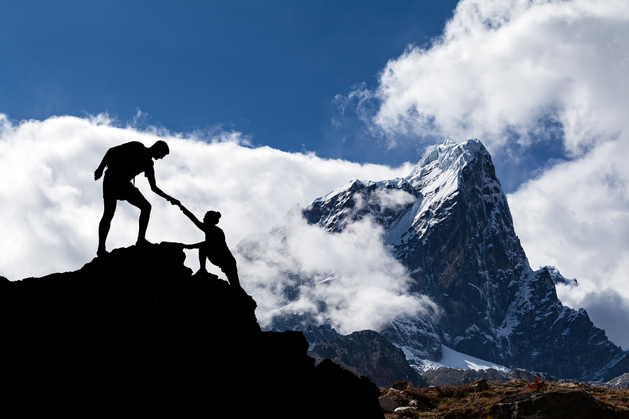 Three Ways You Grow From Helping Others